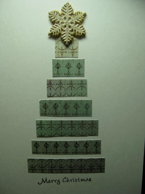 Xmas Tree Card